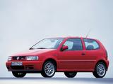 Volkswagen Polo GTI (III) 1995–99 wallpapers