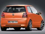 B&B Volkswagen Polo 3-door (Typ 9N3) 2005–09 wallpapers
