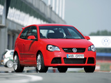 Volkswagen Polo GTI Cup Edition (IVf) 2006 images
