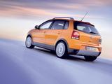 Volkswagen CrossPolo (Typ 9N3) 2006–09 photos