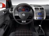 Volkswagen Polo GTI 3-door (Typ 9N3) 2006–09 pictures