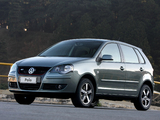 Volkswagen Polo GT (Typ 9N3) 2008 pictures