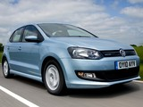Volkswagen Polo BlueMotion Prototype (Typ 6R) 2009 images