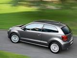 Volkswagen Polo 3-door (V) 2009 photos