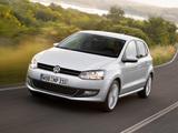 Volkswagen Polo 5-door (V) 2009 photos