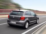 Volkswagen Polo 3-door (V) 2009 pictures