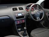 Volkswagen Polo 5-door ZA-spec (Typ 6R) 2009 pictures