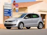 Volkswagen Polo 5-door (V) 2009 pictures