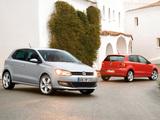 Volkswagen Polo 5-door (V) 2009 wallpapers