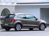 Volkswagen Polo 3-door (V) 2009 wallpapers