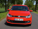 Volkswagen Polo GTI 3-door (Typ 6R) 2010 images