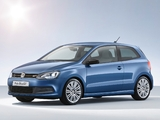 Volkswagen Polo BlueGT 3-door (Typ 6R) 2012 wallpapers