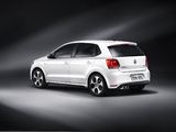 Volkswagen Polo GTI 5-door CN-spec (Typ 6R) 2012 wallpapers