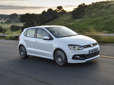 Volkswagen Polo R-Line 5-door ZA-spec (6R) 2017 images