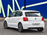 Volkswagen Polo R-Line 5-door ZA-spec (6R) 2017 photos