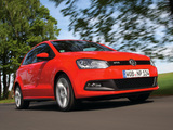 Volkswagen Polo GTI 3-door (Typ 6R) 2010 wallpapers