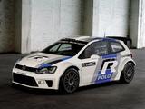 Volkswagen Polo R WRC Prototype (Typ 6R) 2011–12 wallpapers