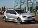Volkswagen Polo BlueGT 5-door (Typ 6R) 2012 wallpapers