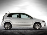 Volkswagen Polo Sportline (Typ 9N3) 2012 wallpapers