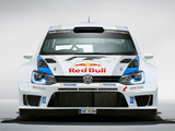 Volkswagen Polo R WRC (Typ 6R) 2013 wallpapers