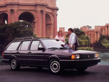 Photos of Volkswagen Quantum Wagon 1985–88