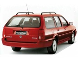 Photos of Volkswagen Quantum 1998–2003