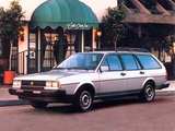 Volkswagen Quantum Wagon Wolfsburg 1984 wallpapers