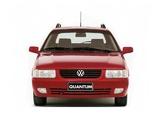 Volkswagen Quantum 1998–2003 photos