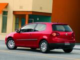 Images of Volkswagen Rabbit 3-door 2006–09
