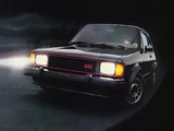 Photos of Volkswagen Rabbit GTI 1983–84