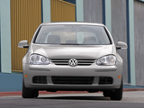 Pictures of Volkswagen Rabbit 5-door 2006–09
