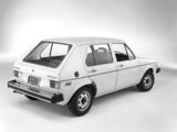 Volkswagen Rabbit 5-door 1975–80 pictures