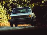 Volkswagen Rabbit Wolfsburg 1983 images