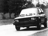 Volkswagen Rabbit GTI 1983–84 pictures