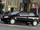 Volkswagen Rabbit 3-door 2006–09 photos