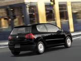 Volkswagen Rabbit 3-door 2006–09 wallpapers