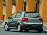 Volkswagen Rabbit 5-door 2006–09 wallpapers