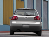 Volkswagen Rabbit 5-door 2006–09 wallpapers