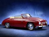 Volkswagen Rometsch Beeskow Cabriolet 1950–57 images