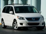Images of Volkswagen Routan 2008–12