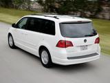 Volkswagen Routan 2008–12 wallpapers