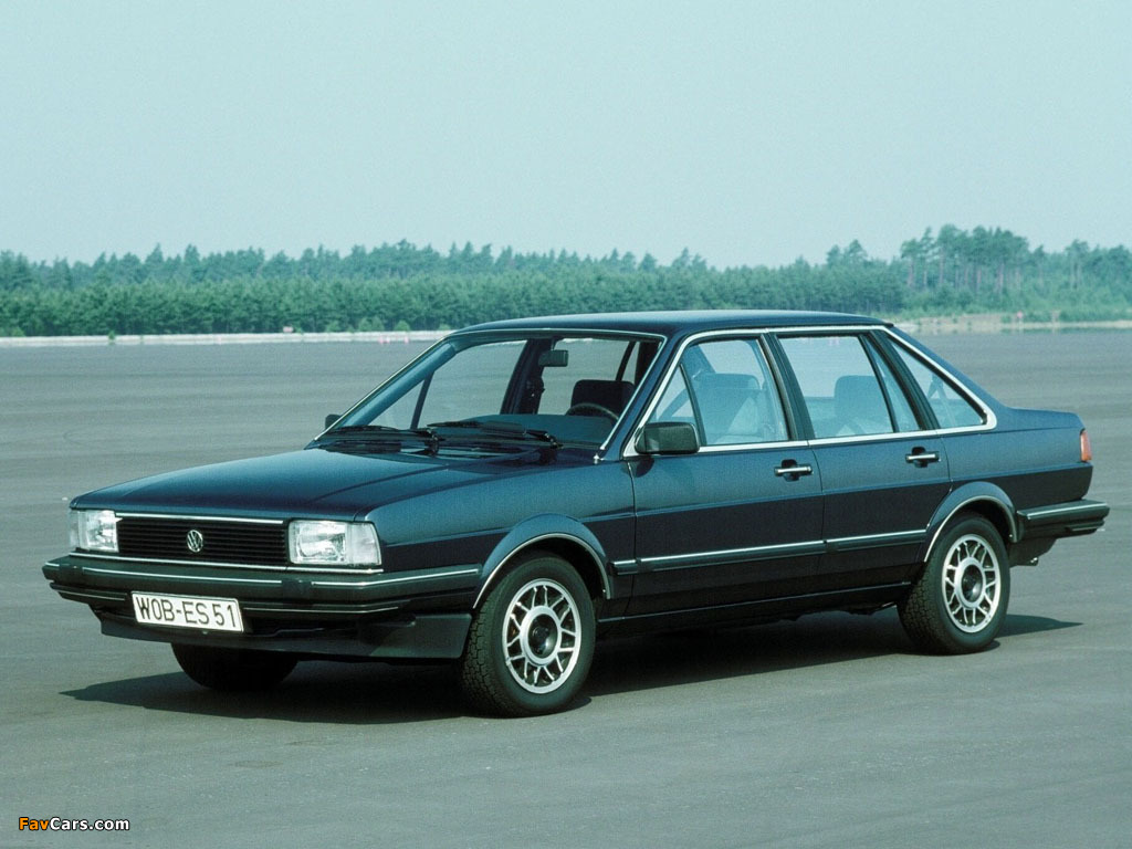 Images of Volkswagen Santana 1981–84 (1024 x 768)