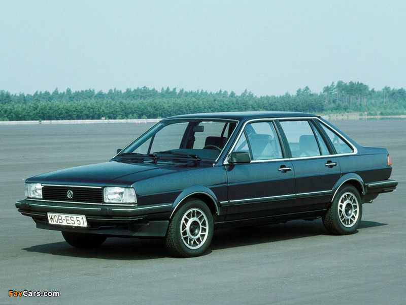 Images of Volkswagen Santana 1981–84 (800 x 600)