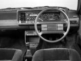 Images of Volkswagen Santana JP-spec 1984–89