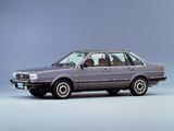 Images of Volkswagen Santana Autobahn JP-spec 1984–89