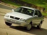 Images of Volkswagen Santana BR-spec 1998–2006