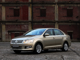Images of Volkswagen Santana 2012