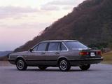 Pictures of Volkswagen Santana Meisterwerk 1988