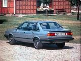 Volkswagen Santana 1981–84 pictures