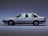 Volkswagen Santana JP-spec 1984–89 pictures